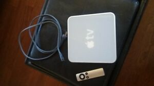 Apple TV first generation with remote