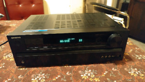 Onkyo 7.1 receiver.  HT-R592 *Reduced*