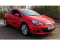 2016 Vauxhall Astra GTC 2.0 CDTi 16V SRi 3dr Automatic Diesel Coupe