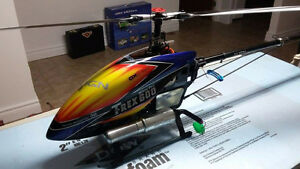 helicoptere flybarless terex 600 nytro