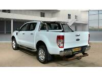 2014 Ford Ranger 2.2 LIMITED 4X4 DCB TDCI 4d 148 BHP PICK UP Diesel Manual
