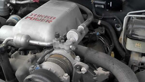 1999 GMC 6.5 TURBO DIESEL ENGINE