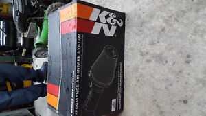 K&N Performance Air Intake for a H2