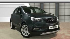 2018 Vauxhall Mokka X 1.4i Turbo Active Auto 5dr SUV Petrol Automatic