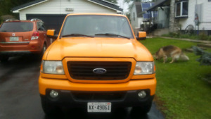 2008 Ford Ranger Sport 3500 CERT AND PAINTED