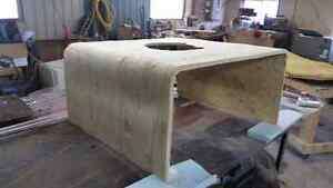 Concrete Projects  tables firepots, countertops, outdoor/indoor London Ontario image 2