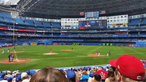 Toronto Blue Jays vs Texas Rangers -- Great 100 LVL--May 26-28