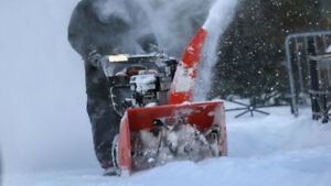 BOOK NOW Snow Removal SOUTH - WEST- DT- EAST Monthly or Seasonal