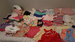 O-3 3-6 summer clothing