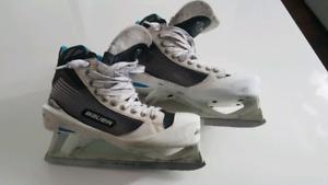 Bauer Reactor 4000 Senior Goalie Skates