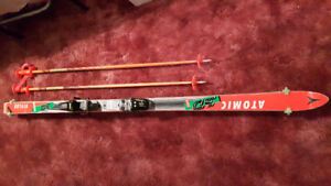 2 Pairs of Ski's, GREAT condition.