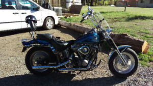 1986 Harley Davidson FXST Custom Softtail