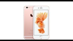 iPhone 6s 64GB Rose Gold 3 months old