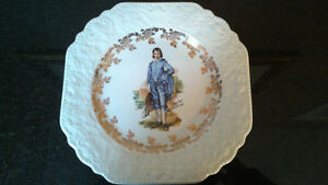 Vintage Blue Boy Decorative China Collectors Plate Gatineau Ottawa / Gatineau Area image 1