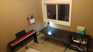 One bedroom sublet - May to August