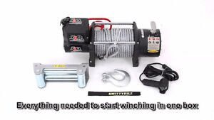 15,500lb Smittybuilt X20 WINCH ONLY $650!!