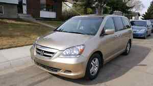 2006 HONDA ODYSSEY EXL 8 seats Very clean