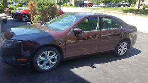 2012 Ford Fusion SE | One Owner