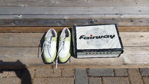 Womens Size 8.5 Golf Shoes