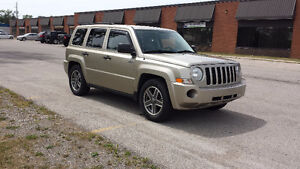 2009 Jeep Patriot Sport SAFETIED & E-TESTED London Ontario image 3