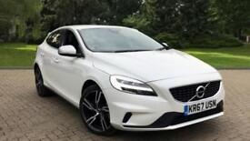 2017 Volvo V40 D4 R Design Pro Automatic With Automatic Diesel Hatchback
