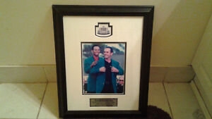 PICTURE OF MIKE WEIR AND TIGER WOODS-$25 FIRM Peterborough Peterborough Area image 5