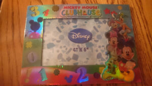 Disney Mickey Shiny Picture Frame with Magnet