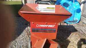 MULCHER FOR LEAVES $325.00