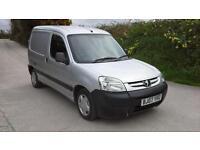 2007 Peugeot Partner 1.6HDi 75bhp 800LX SPARES OR REPAIR