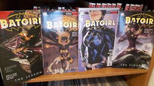 BATGIRL Stephanie Brown WONDER WOMAN Red Robin Batman TPB Comics
