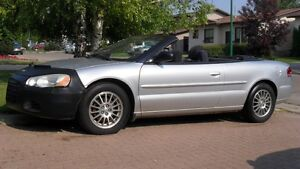 2004 Chrysler Sebring LX Convertible