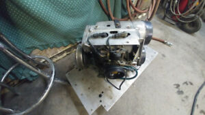 moteur rotax 340cc olympic 1976 complet