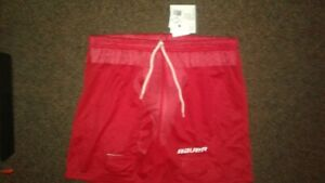 Bauer XL Hockey Shorts/jock - brand new never used with tags