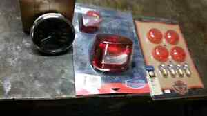Harley Davidson DYNA  tail light ..turn signal lense