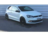2016 Volkswagen Polo 1.4 TSI ACT BlueGT 3dr Hatchback petrol Manual