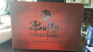 Buffy the Vampire Slayer complete series dvd