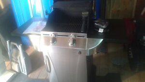 Stainless steel Bar-B-Que