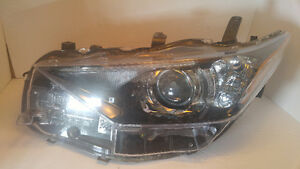 IM 2016 LUMIERE GAUCHE OEM LEFT HEADLAMP LIGHT