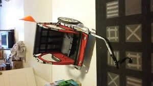 Childs bike trailer for sale Peterborough Peterborough Area image 2