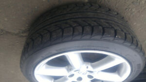 "4 tires-18""- B.F.G. G-Force Sport Comp-2."