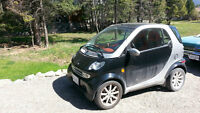2006 Smart Fortwo Silver/Black Coupe (2 door)