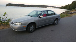99 CHEVY MALIBU 4 CYLINDER 4 DOOR AUTOMATIC $1300