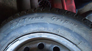 Winter Claw Extreme Grip Tires Prince George British Columbia image 3