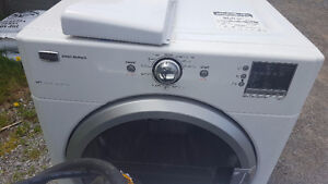 Maytag 2000 series washer and dryer