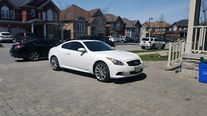 2009 Infiniti G37S 6mt Coupe CLEAN 95000KM9