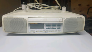Sony ICF-CD513 Under Counter Cabinet CD Player FM/AM
