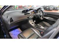 2007 HONDA CIVIC 1.8 i VTEC EX Pan Roof Full Leather Sat Nav