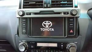 Toyota Prado 150 GXL late13 > mid 15 Gen radio GPS interface unit Lonsdale Morphett Vale Area Preview