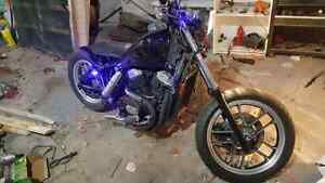 1986 honda 500  chopper