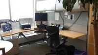 EXECUTIVE DESK SUITE BY HERMAN MILLER ONLY 595.00 City of Toronto Toronto (GTA) Preview